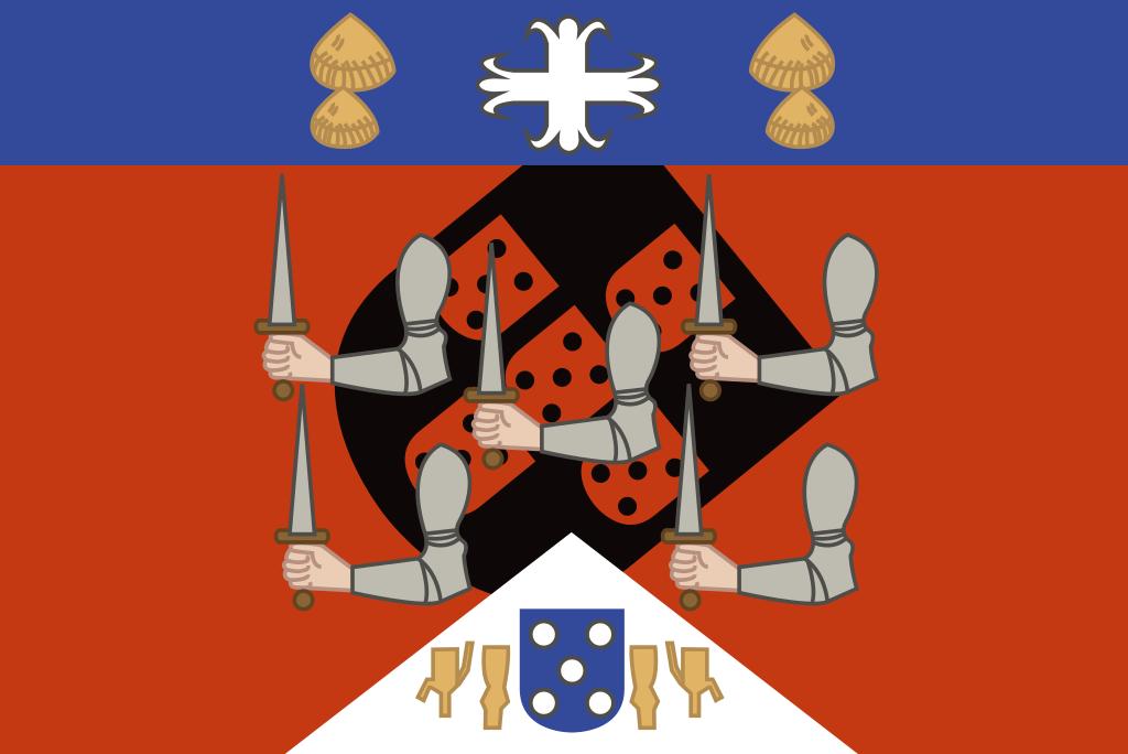 Royal Banner Of Kongo (Afonso I)