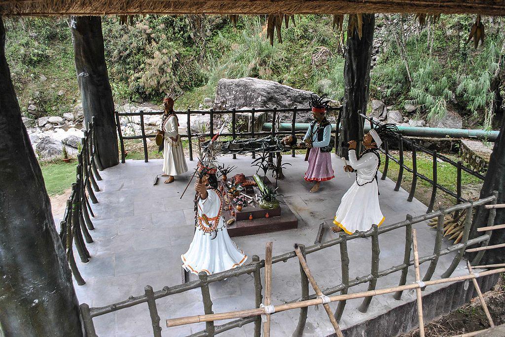 the Jhakri culture Sikkim