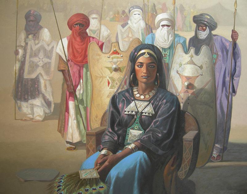 Famous Nomadic Group Of The Sahara