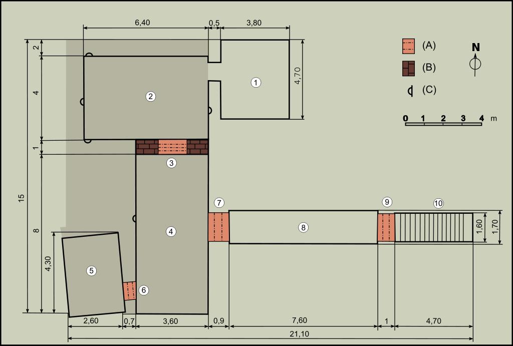 Tomb Map Of Tutankhamen