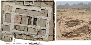 Beta Samati Excavation