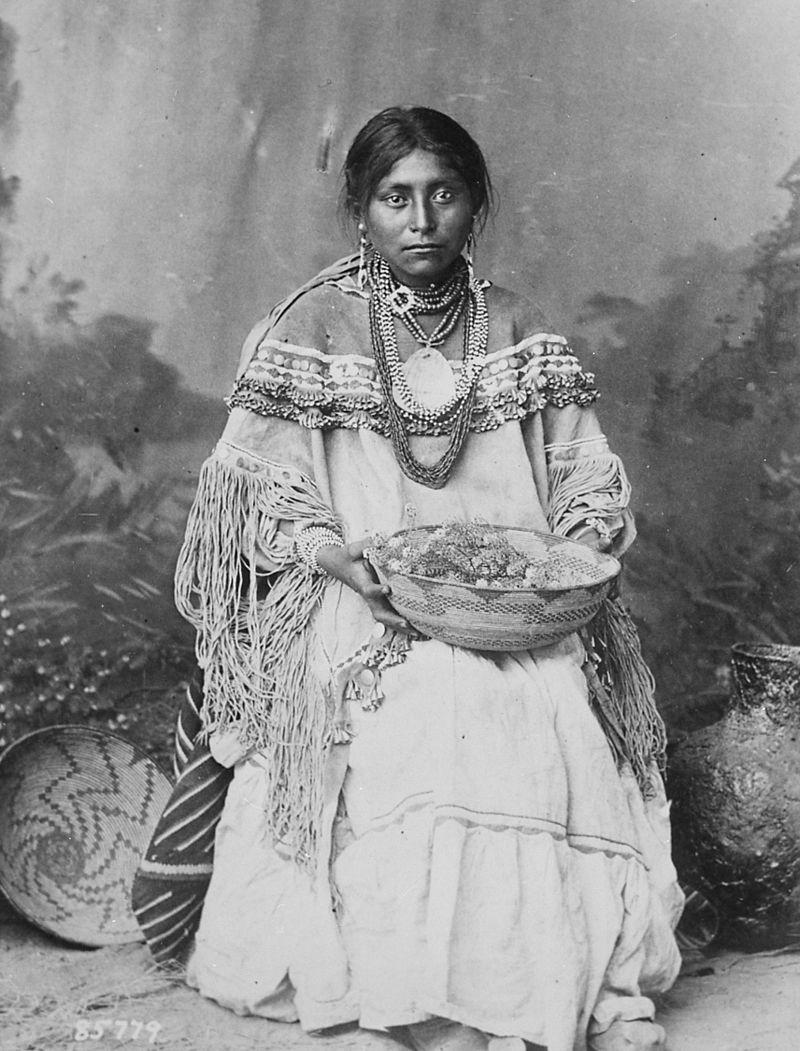 Apache Bride