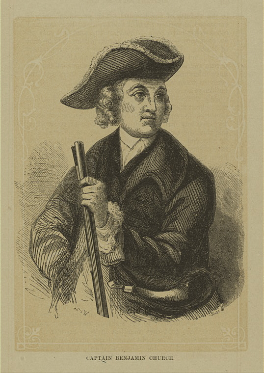 Benjamin Church Father Of American Rangers