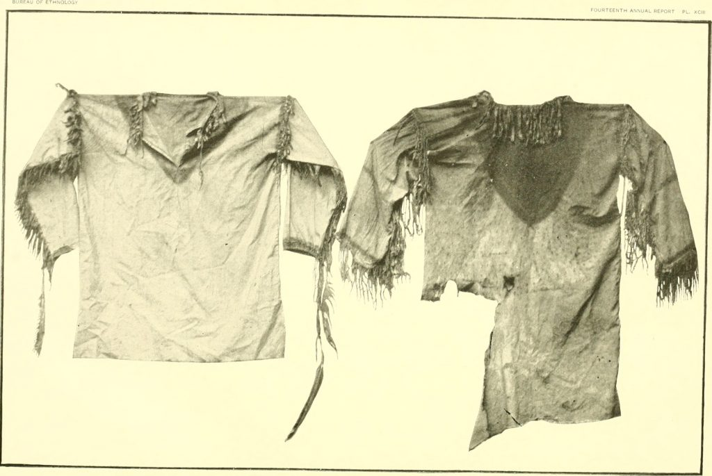 ghost shirts wounded knee