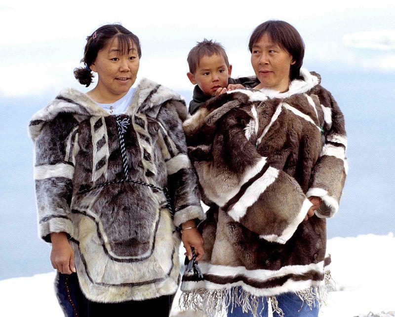 Inuit Kleidung