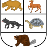 Iroquois Confederacy Coat Of Arms