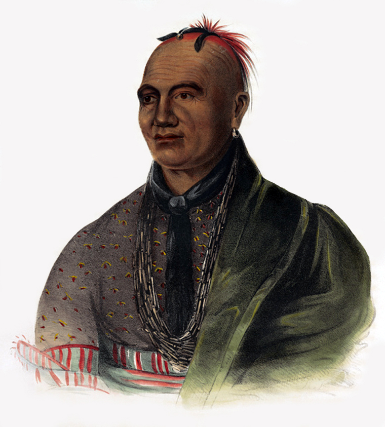Joseph Brant By Charles Bird King