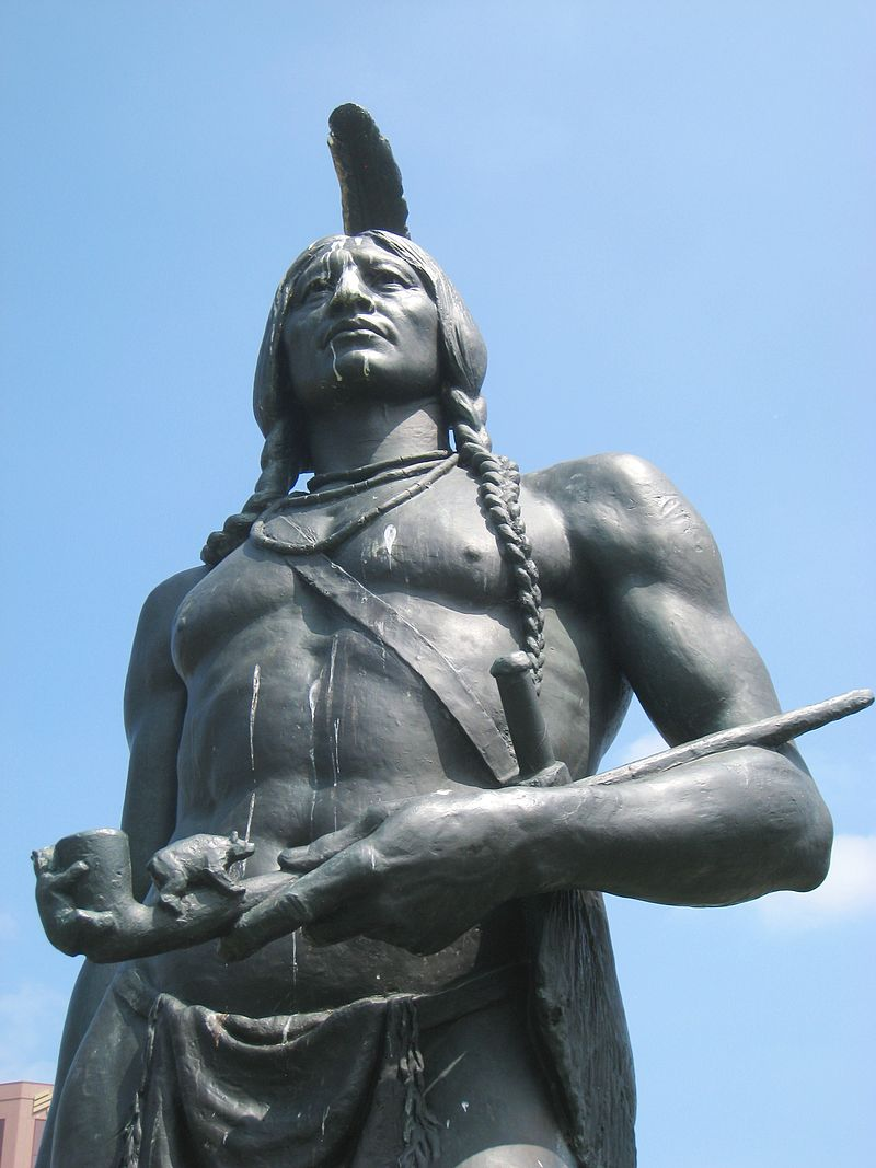 Massasoit Great Sachem Of The Wampanoag