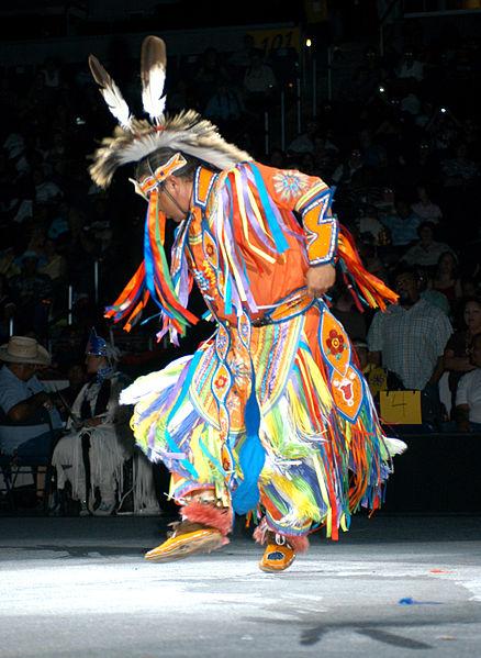 National Pow Wow Grass Dancer