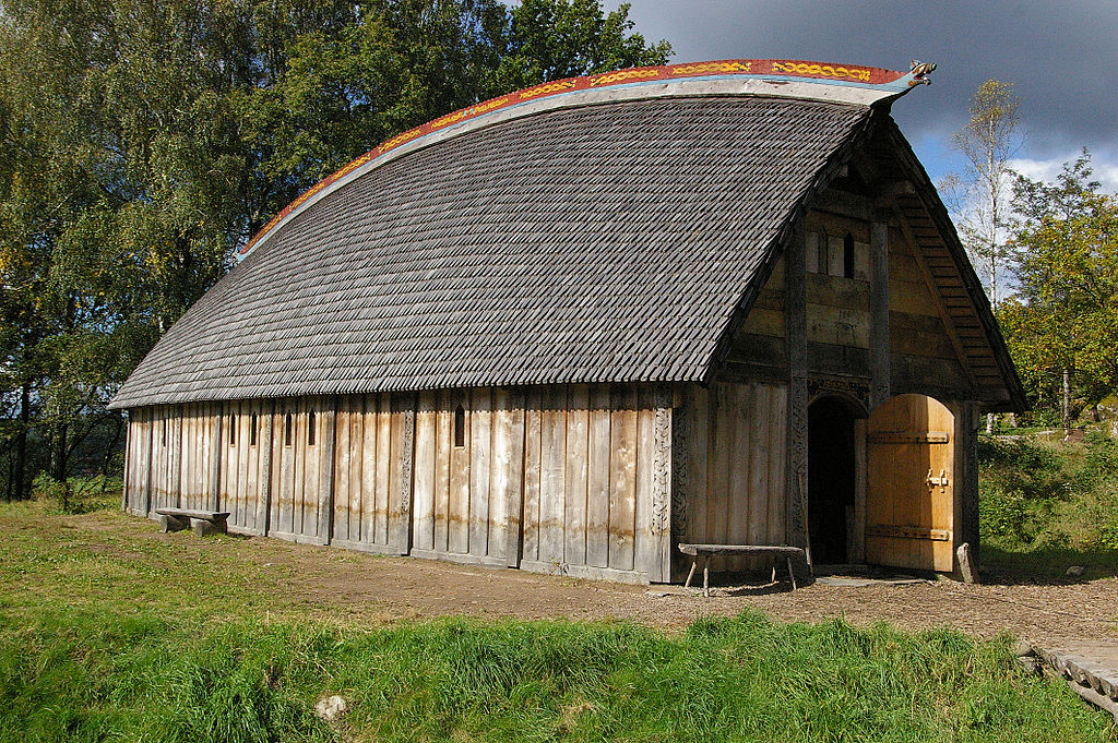 Viking House Ale Sweden