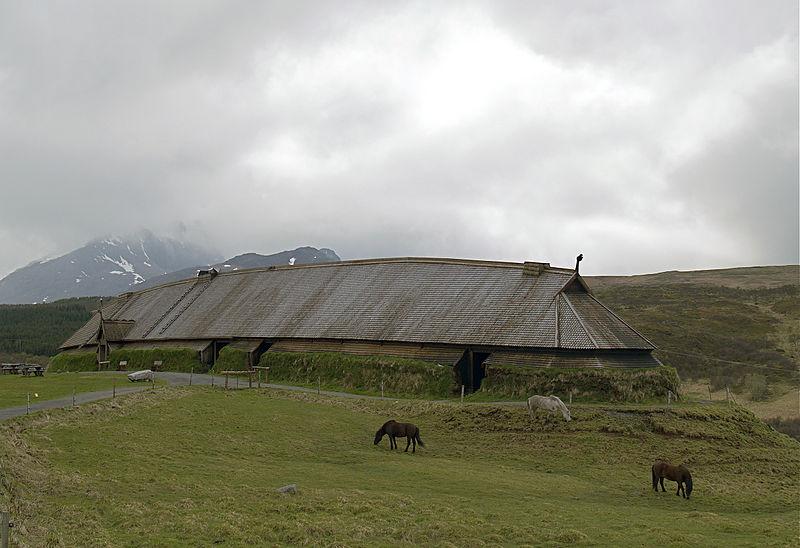 Vikingmuseum In Borg Norway
