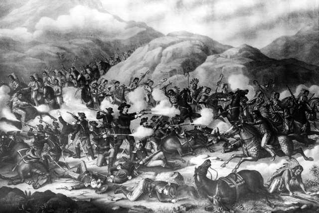 Battle Of The Little Big Horn