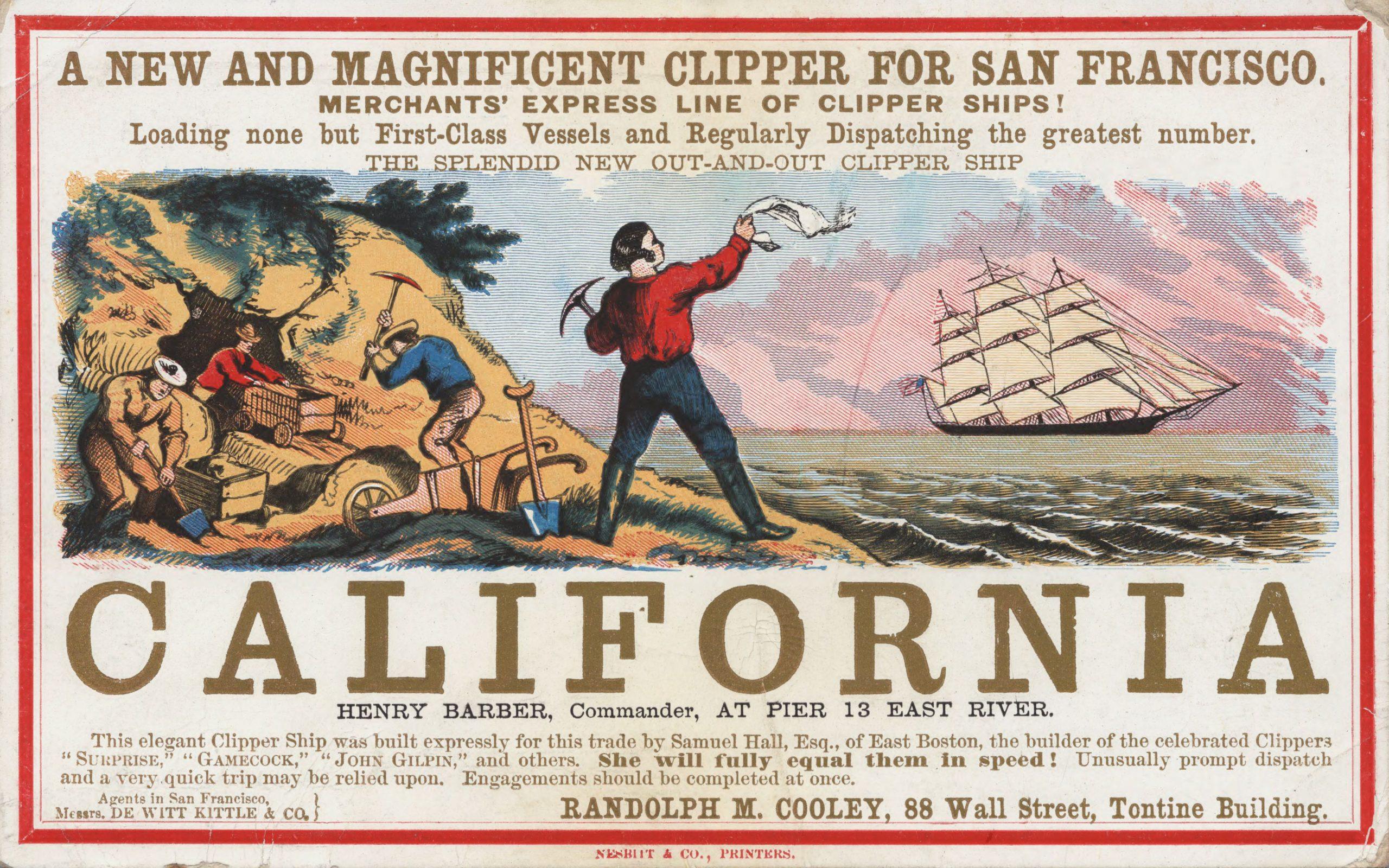 California Clipper