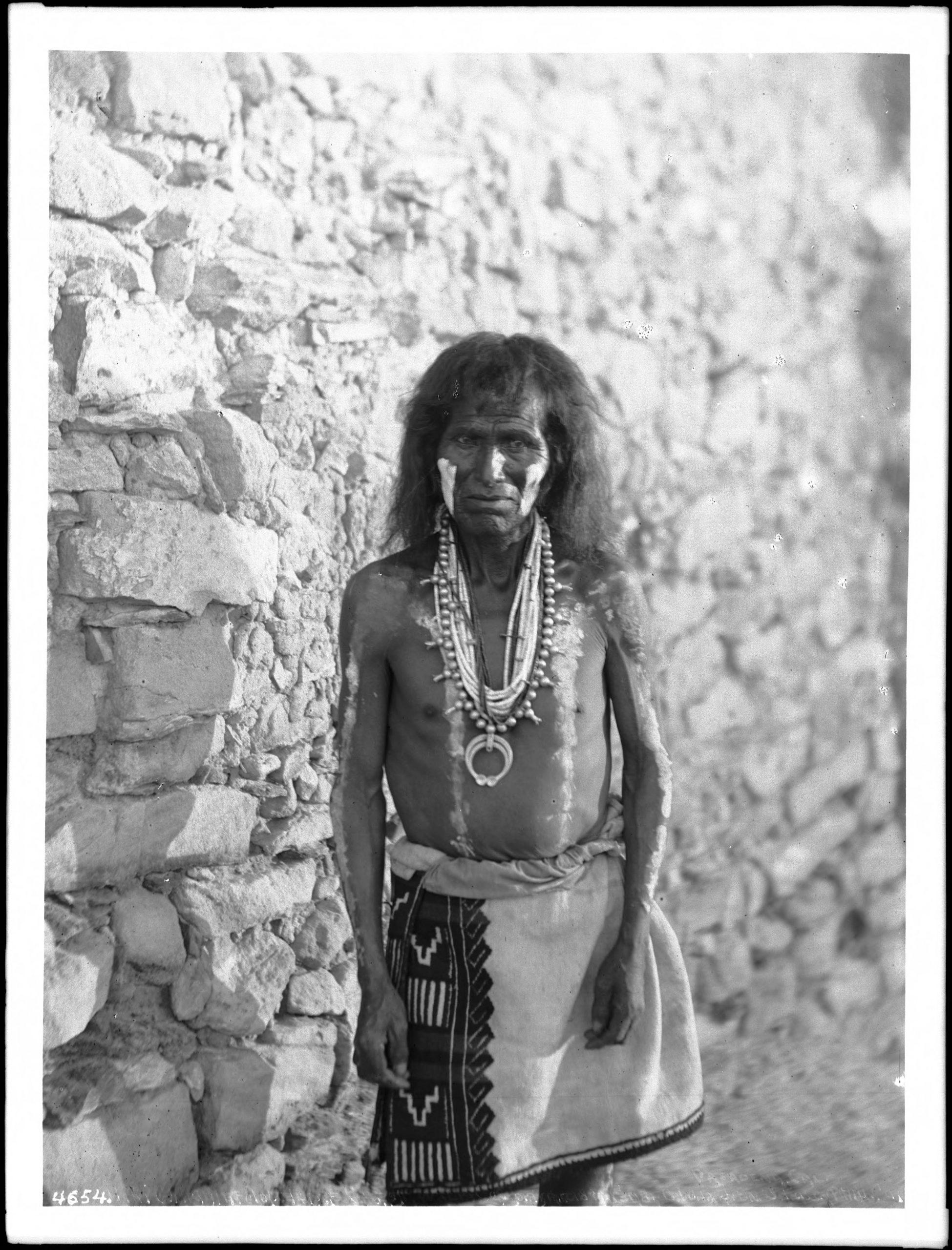 Chief Antelope Priest