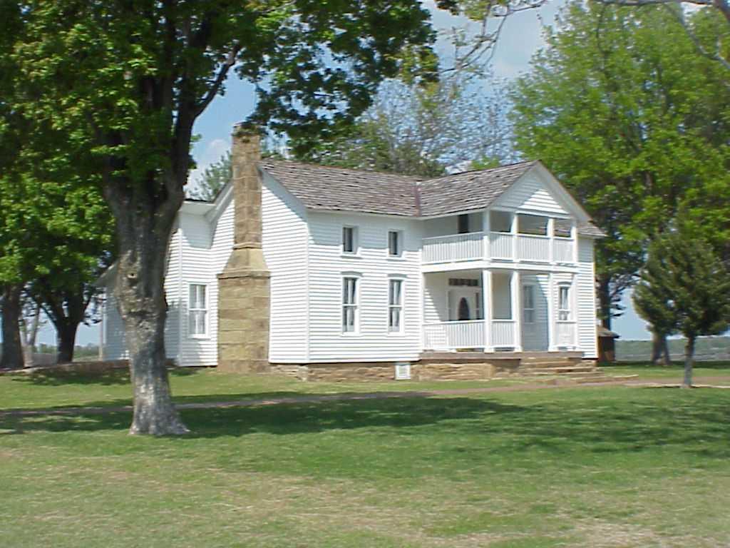 Dog Iron Ranch House