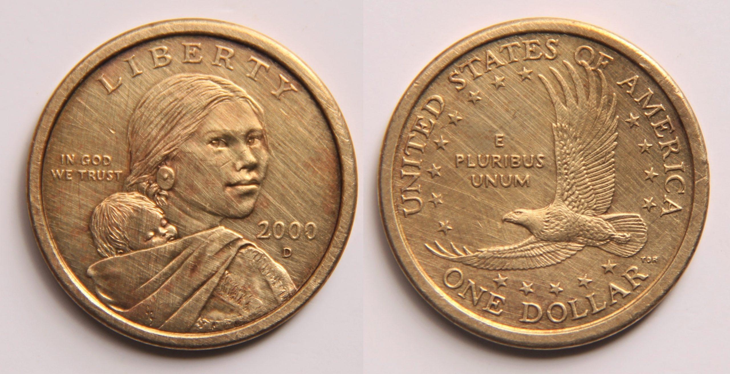 Dollar Of United States
