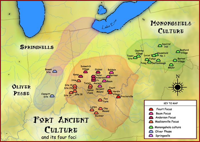 Fort Ancient Monongahela Cultures