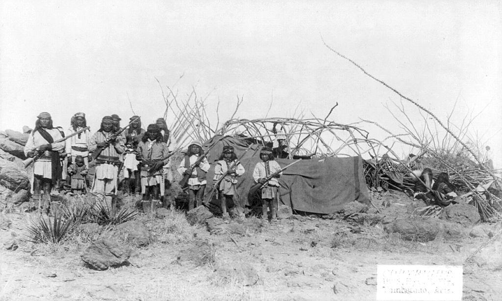 Geronimo Camp
