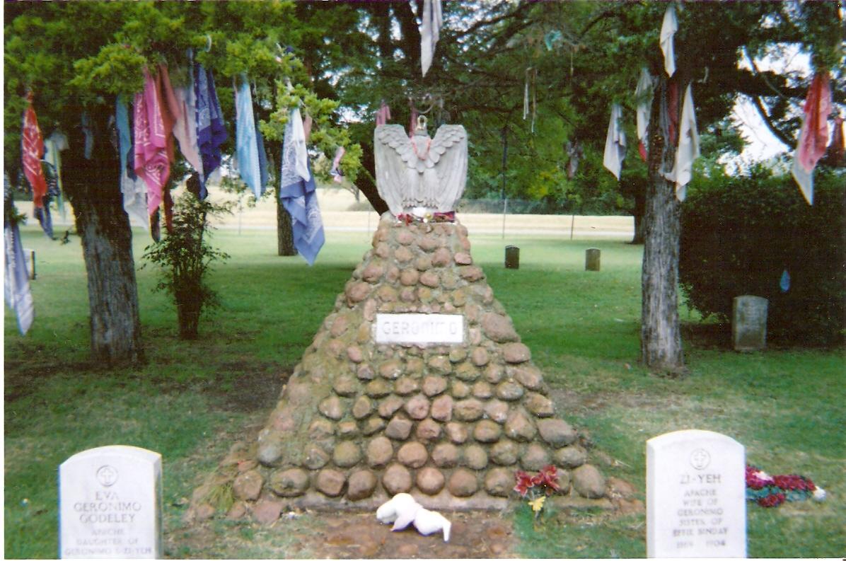 Geronimos Grave