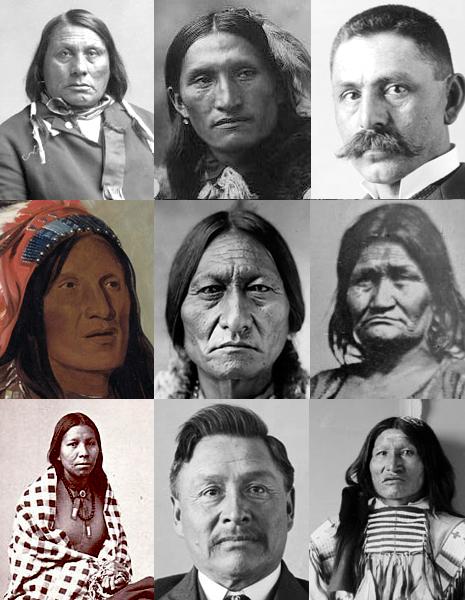 Lakota Portraits