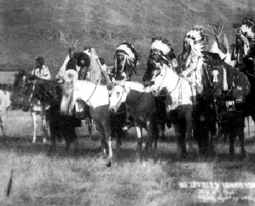 Nez Perce Warriors