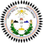Official Seal Of The Navajo Nation