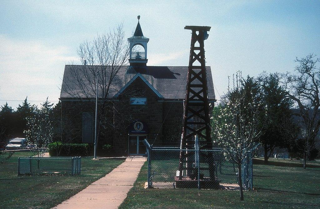 Osage Tribal Museum Pawhuska