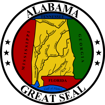 Seal Of Alabama