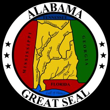 Seal Of Alabama