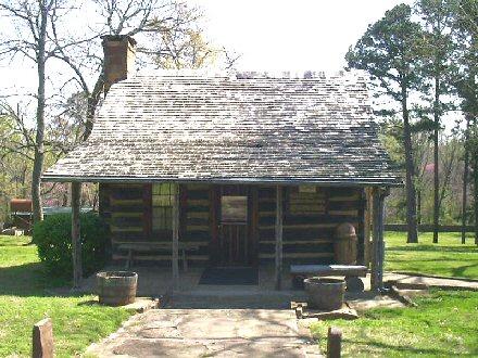 Sequoyahs Cabin