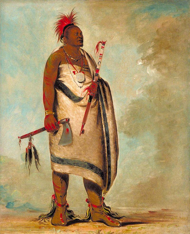 Shonka Sabe Chief Of The Hunkah Division