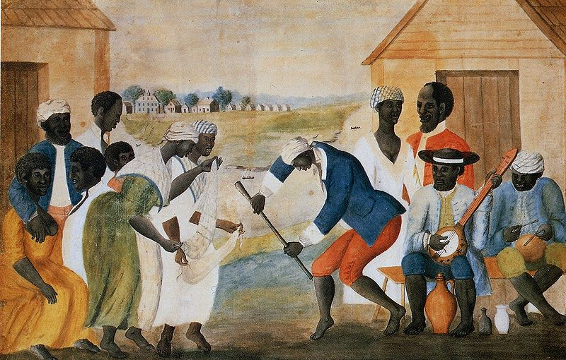 Slave dance