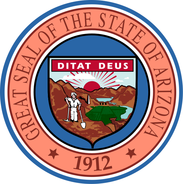 State Seal of Arizona