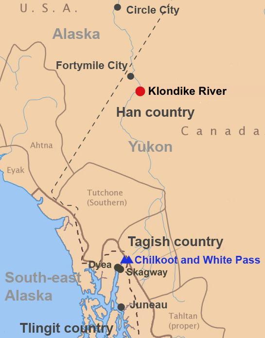 Tlingit Map Modify