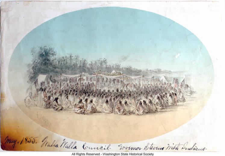 Walla Walla Council