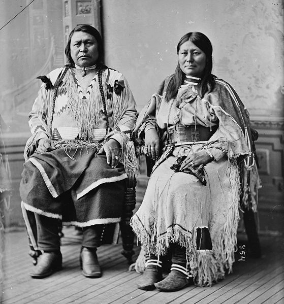 Chief Ouray Brady Handy