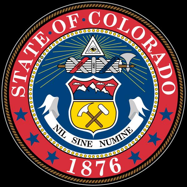 Seal Of Colorado
