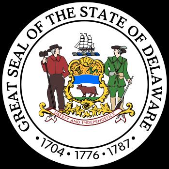 Seal Of Delaware