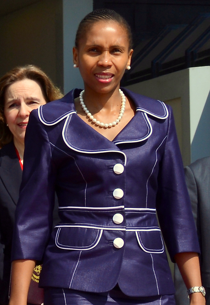Queen Masenate Mohato Seeiso of Lesotho 2013