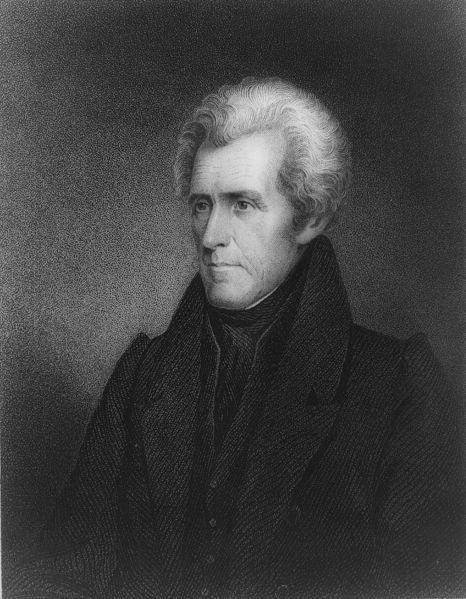 Andrew Jackson Congress