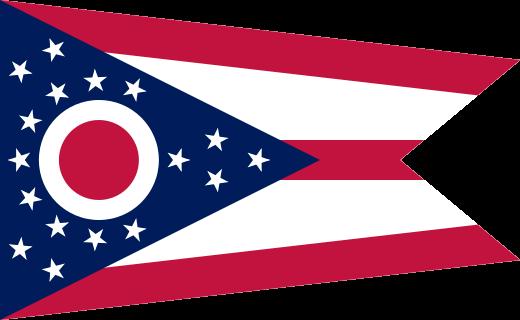 Flag Of Ohio