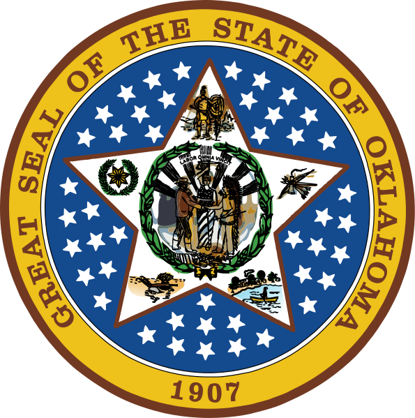 Seal Of Oklahoma
