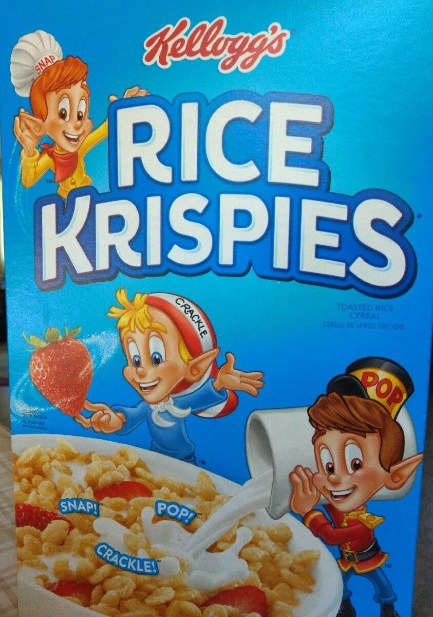 Snap Crackle Pop Krispies