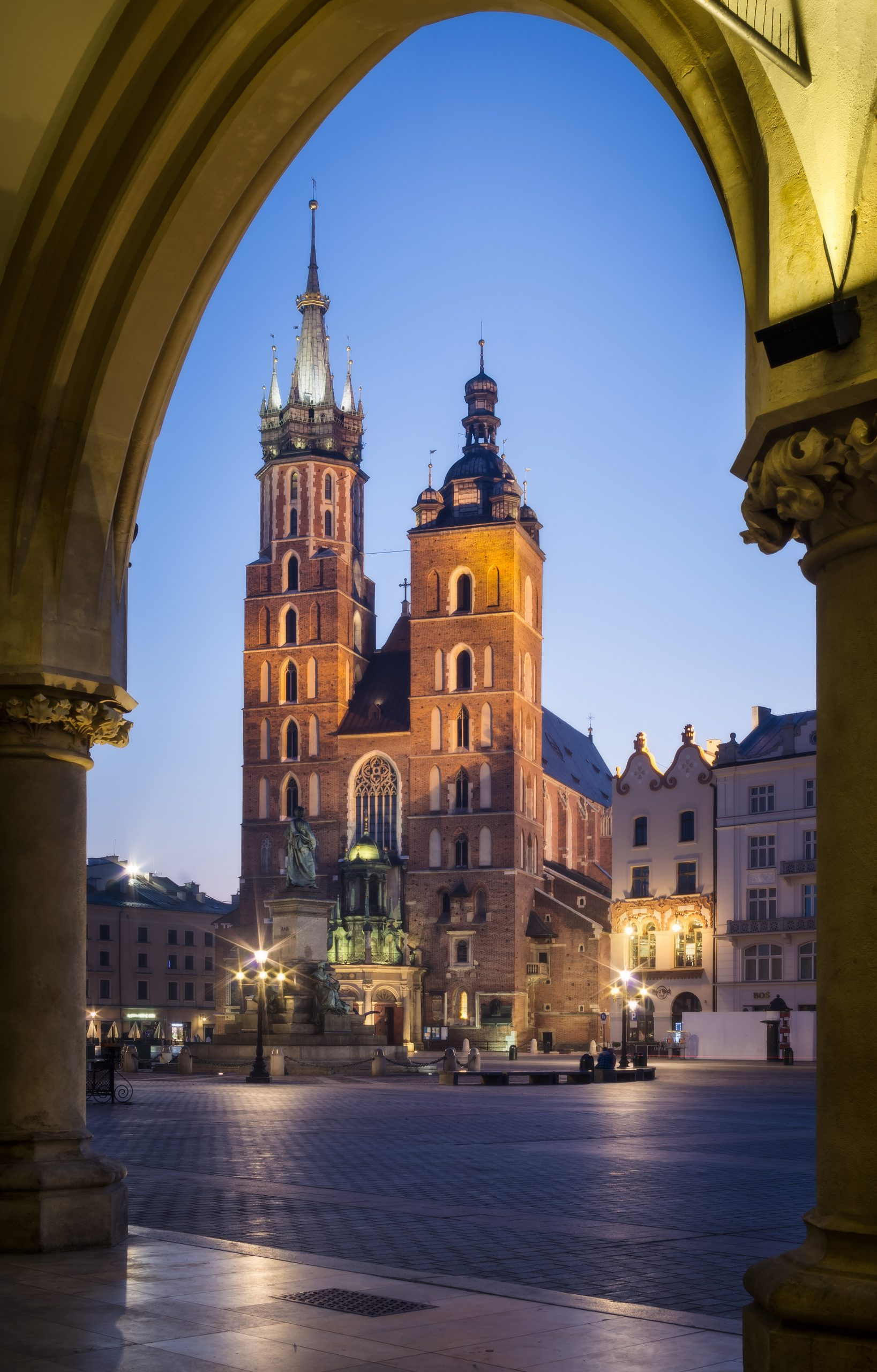 St Mary's Church Krakow