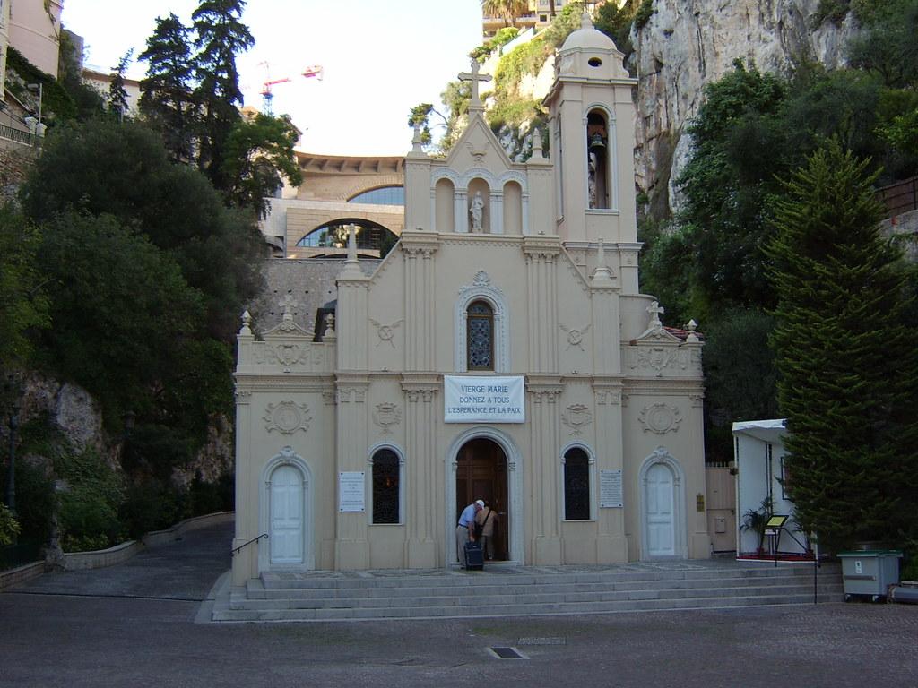 Church of Sainte Devote, Monaco