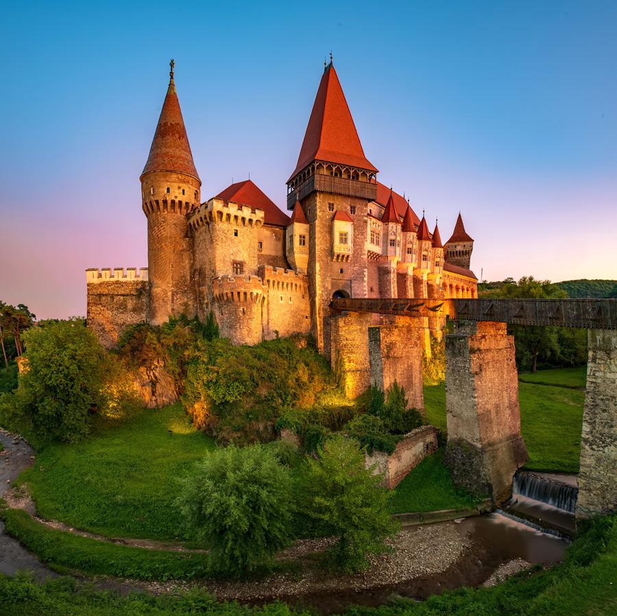 corvin-castle-hunedoara