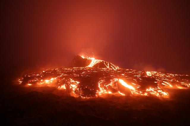 venus surface volcano